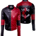 Harley Quinn The Suicide Squad 2 Leather Jacket