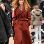 Grace Frase The Undoing Brown Coat